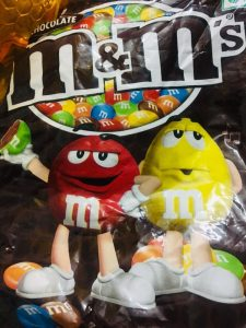 M&Ms Chocolates