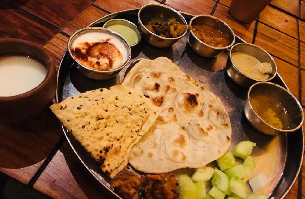 rangla punjab special thali - Jalandhar